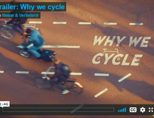 Projection du film «Why we cycle» à l'Université